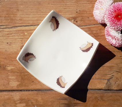 Hedgehog Earring Dish